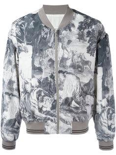 куртка-бомбер Kaban Maison Margiela