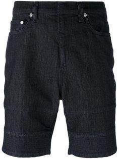 джинсовые шорты Neil Barrett