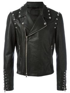 studded trim jacket  Diesel Black Gold
