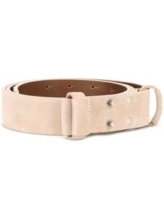 studded buckle belt Al Duca D'Aosta 1902