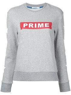 logo print sweatshirt Guild Prime