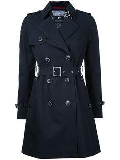 belted trench coat Loveless