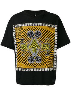 print T-shirt Versus