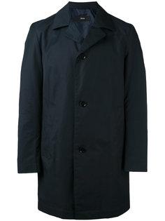 легкое пальто Boss Hugo Boss