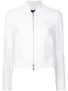 куртка-бомбер с цветочным узором Loveless