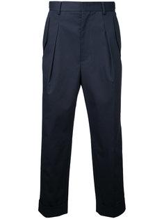 укороченные брюки с завышенной талией Juun.J