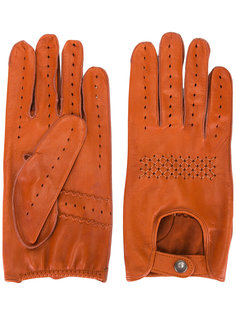 stitch perforated gloves Al Duca D'Aosta 1902