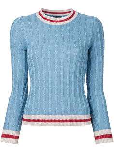 cable knit jumper Loveless
