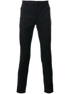 узкие брюки Balmain
