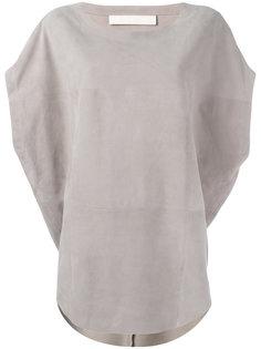 блузка с панельным дизайном Drome