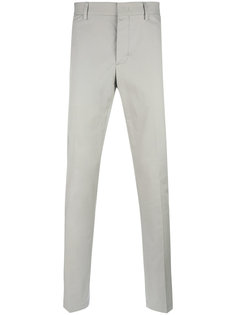классические брюки кроя слим Lanvin