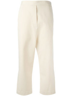 укороченные широкие брюки Ellery