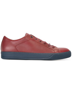 классические кроссовки на шнуровке Lanvin