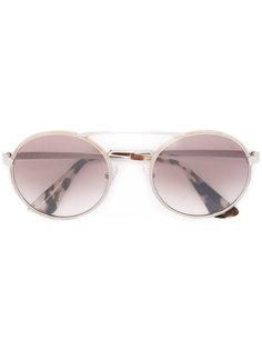 солнцезащитные очки Round Cinema Prada Eyewear