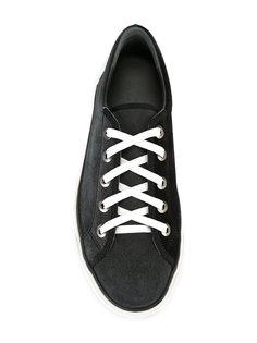 кроссовки Oxford Lanvin