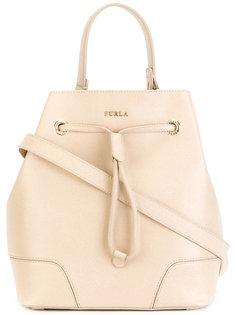 сумка-мешок со шнуровкой Furla