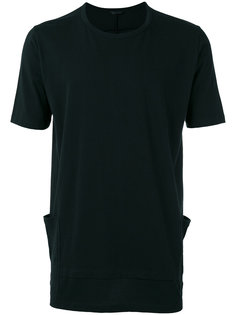 patch pockets T-shirt The Viridi-Anne