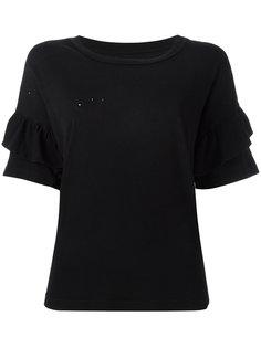 футболка The Ruffle Roadie  Current/Elliott