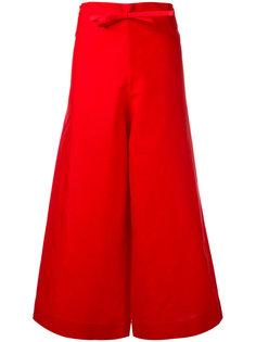 flared trousers Daniela Gregis