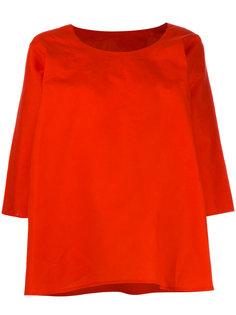 flared blouse Daniela Gregis