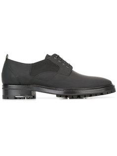 туфли на шнуровке Lanvin