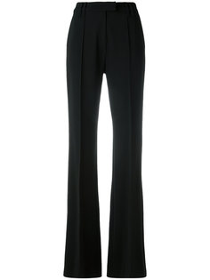 классические брюки прямого кроя Plein Sud