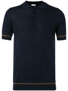 рубашка-поло с контрастными полосками Closed
