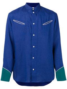 рубашка в стиле вестерн Umit Benan