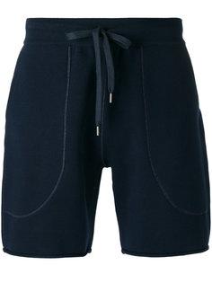 шорты с эластичным поясом Andrea Pompilio