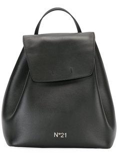 кожаный рюкзак  Nº21