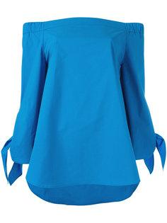 off shoulder blouse  Erika Cavallini