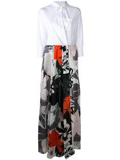 платье с цветочным принтом Sara Roka