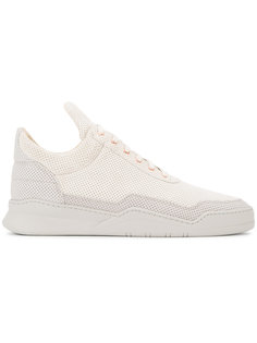 кроссовки Ghost с перфорацией Filling Pieces