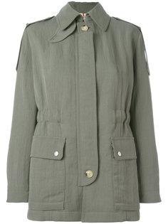 приталенная куртка Helmut Lang