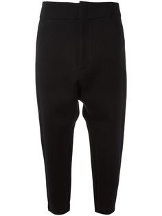 зауженные укороченные брюки Y-3