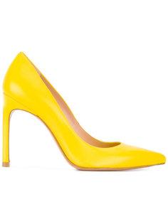 туфли с заостренным носком Stuart Weitzman
