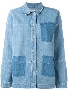 джинсовая рубашка Anine Bing