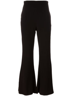 flared trousers Versace Vintage