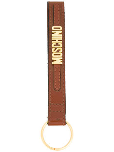 logo plaque belt Moschino Vintage