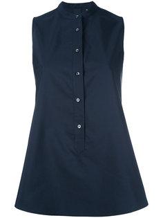 блузка с пуговичной застежкой Aspesi