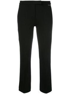 укороченные брюки с клешем ниже колена Twin-Set