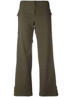 twill trousers Romeo Gigli Vintage