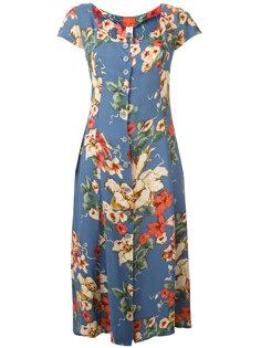 floral print dress Kenzo Vintage