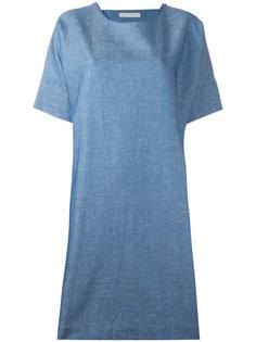 платье с воротником на спине Société Anonyme