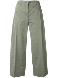 укороченные брюки Fay