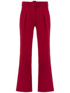 flared trousers Egrey