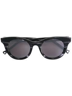 round grey lens sunglasses Oamc
