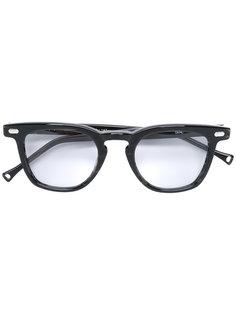 square shaped sunglasses Oamc