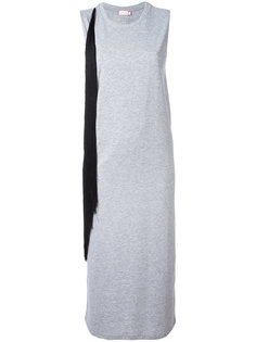 платье с бахромой Giamba