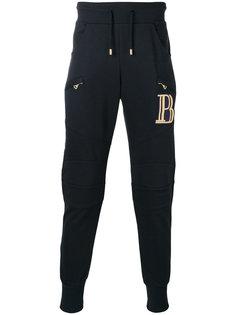 спортивные брюки с логотипом Pierre Balmain